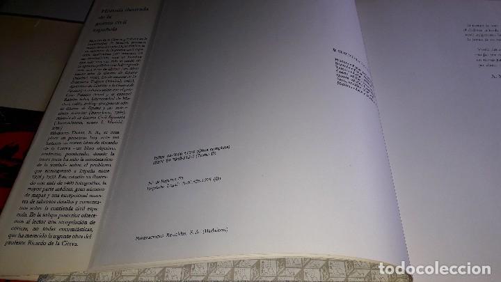 Libros de segunda mano: HISTORIA ILUSTRADA DE LA GUERRA CIVIL ESPAÑOLA...2 TOMOS....1975... - Foto 10 - 116900783