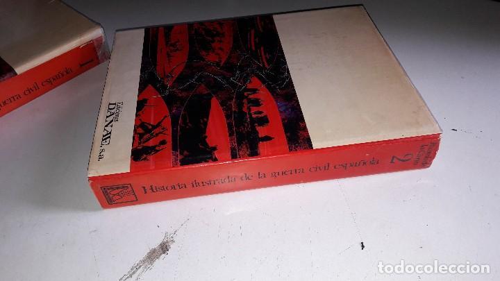Libros de segunda mano: HISTORIA ILUSTRADA DE LA GUERRA CIVIL ESPAÑOLA...2 TOMOS....1975... - Foto 16 - 116900783