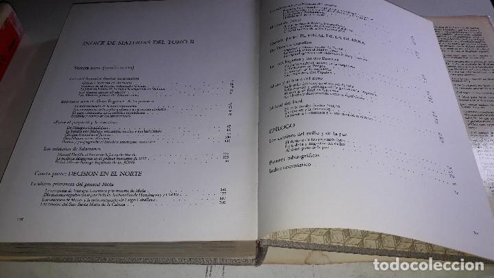 Libros de segunda mano: HISTORIA ILUSTRADA DE LA GUERRA CIVIL ESPAÑOLA...2 TOMOS....1975... - Foto 19 - 116900783