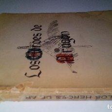 Libros de segunda mano: LOS HEROES DE ARAGON-VICENTE GRACIA-1943 INDUSTRIAS GRAFICAS URIARTE SUCESORES 1943-VER FOTOS. Lote 117395315