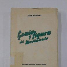 Libros de segunda mano: GENIO Y FIGURA DEL MOVIMIENTO. JUAN BENEYTO. EDICIONES AFRODISIO AGUADO. TDK342. Lote 118445727