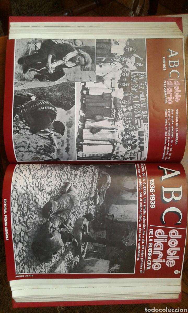 Libros de segunda mano: ABC Doble diario (Completo 8T) - Foto 2 - 119036764