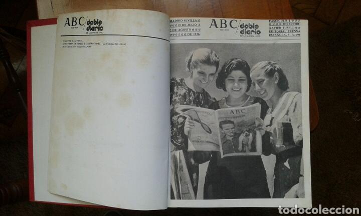 Libros de segunda mano: ABC Doble diario (Completo 8T) - Foto 3 - 119036764