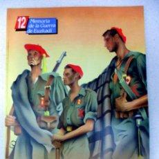 Libros de segunda mano: MEMORIA DE LA GUERRA DE EUZKADI, JULIO 1936. TODO A PUNTO PARA EL ESTALLIDO, GUERRA CIVIL.. Lote 119184715