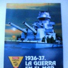 Libros de segunda mano: MEMORIA DE LA GUERRA DE EUZKADI, 1936-1937, LA GUERRA EN EL MAR CANTABRICO. GUERRA CIVIL.. Lote 119185619