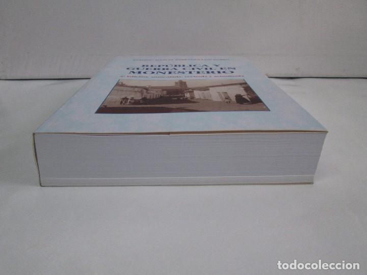 Libros de segunda mano: REPUBLICA Y GUERRA CIVIL EN MONESTERIO. ANTONIO MANUEL BARRAGAN LANCHARRO. 2010. VER FOTOS - Foto 4 - 119238839