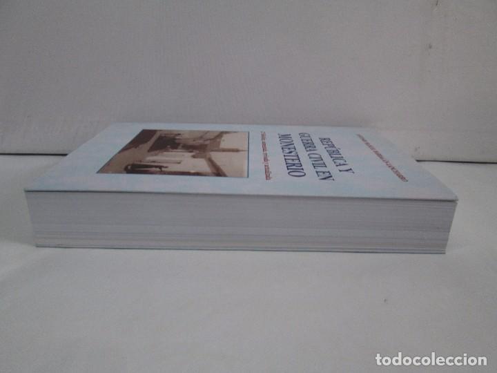 Libros de segunda mano: REPUBLICA Y GUERRA CIVIL EN MONESTERIO. ANTONIO MANUEL BARRAGAN LANCHARRO. 2010. VER FOTOS - Foto 5 - 119238839