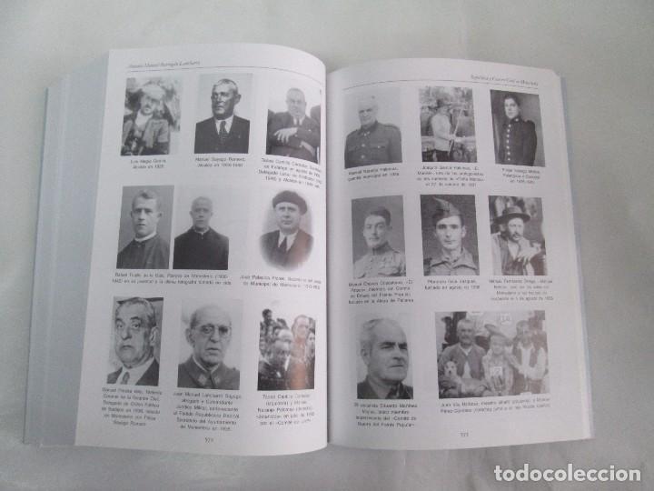 Libros de segunda mano: REPUBLICA Y GUERRA CIVIL EN MONESTERIO. ANTONIO MANUEL BARRAGAN LANCHARRO. 2010. VER FOTOS - Foto 18 - 119238839