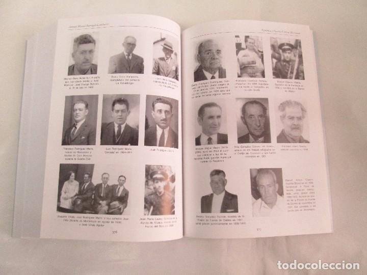 Libros de segunda mano: REPUBLICA Y GUERRA CIVIL EN MONESTERIO. ANTONIO MANUEL BARRAGAN LANCHARRO. 2010. VER FOTOS - Foto 21 - 119238839