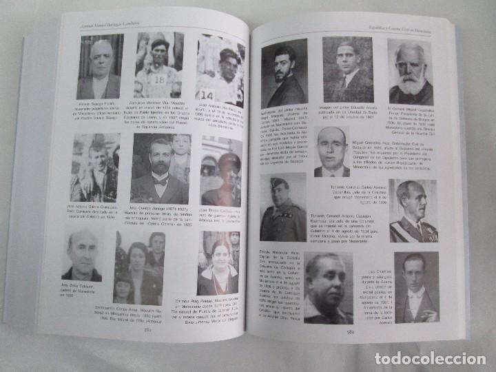 Libros de segunda mano: REPUBLICA Y GUERRA CIVIL EN MONESTERIO. ANTONIO MANUEL BARRAGAN LANCHARRO. 2010. VER FOTOS - Foto 24 - 119238839
