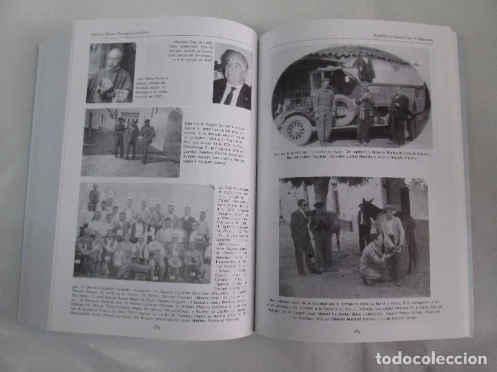 Libros de segunda mano: REPUBLICA Y GUERRA CIVIL EN MONESTERIO. ANTONIO MANUEL BARRAGAN LANCHARRO. 2010. VER FOTOS - Foto 25 - 119238839