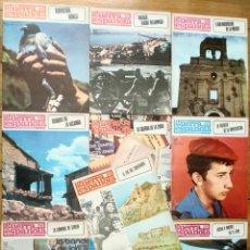 Libros de segunda mano: LOTE NÚMEROS 50 AL 59 DE CRONICA DE LA GUERRA ESPAÑOLA - GUERRA CIVIL FRANCO REPÚBLICA. Lote 119469515