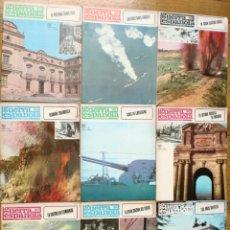 Libros de segunda mano: LOTE NÚMEROS 90 + 92 AL 99 CRONICA DE LA GUERRA ESPAÑOLA - CIVIL FRANCO REPÚBLICA. Lote 119470699