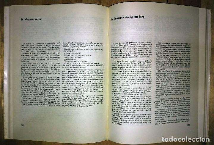 Libros de segunda mano: La obra constructiva de la revolución Española, Guerra Civil. 28 estampas de Sim. CNT. FAI - Foto 5 - 120154091