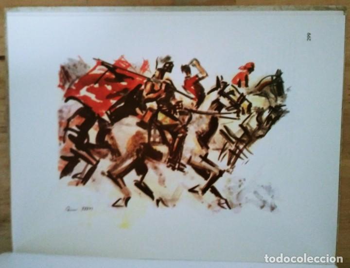 Libros de segunda mano: La obra constructiva de la revolución Española, Guerra Civil. 28 estampas de Sim. CNT. FAI - Foto 14 - 120154091