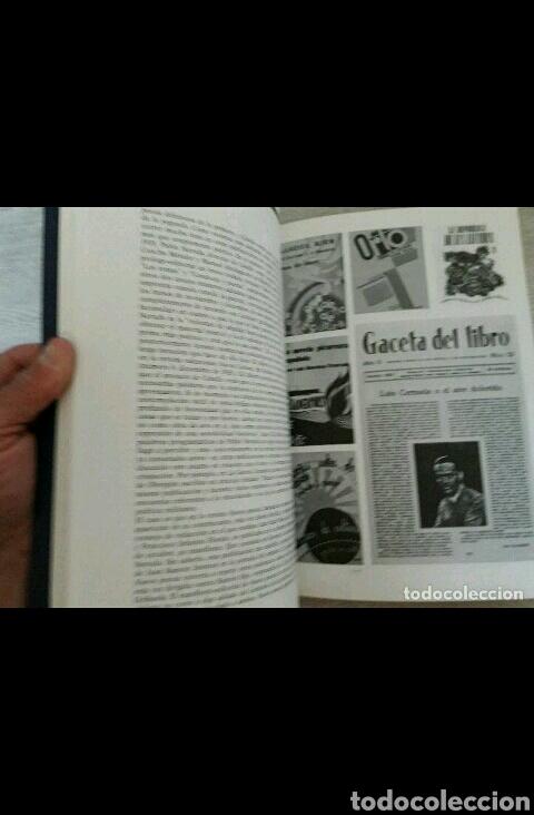 Libros de segunda mano: LITERATURA Y COMPROMISO POLITICO EN LOS AÑOS TREINTA - 30 homenaje al poeta Juan Gil Albert - Foto 3 - 121369431