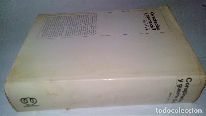 Libros de segunda mano: Conspiración y Guerra Civil - Jaime del Burgo-ALFAGUARA PRIMERA EDICION 1970-VER 28 FOTOS INDICE - Foto 2 - 121457479
