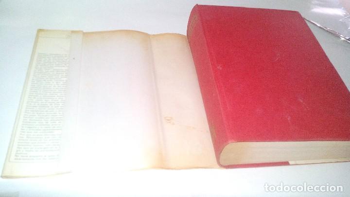 Libros de segunda mano: Conspiración y Guerra Civil - Jaime del Burgo-ALFAGUARA PRIMERA EDICION 1970-VER 28 FOTOS INDICE - Foto 4 - 121457479