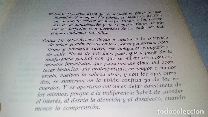 Libros de segunda mano: Conspiración y Guerra Civil - Jaime del Burgo-ALFAGUARA PRIMERA EDICION 1970-VER 28 FOTOS INDICE - Foto 11 - 121457479