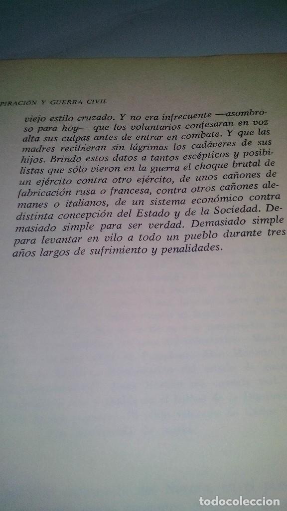 Libros de segunda mano: Conspiración y Guerra Civil - Jaime del Burgo-ALFAGUARA PRIMERA EDICION 1970-VER 28 FOTOS INDICE - Foto 15 - 121457479