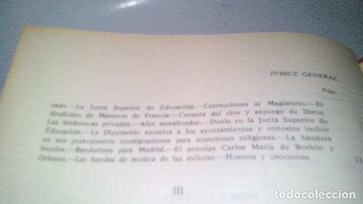 Libros de segunda mano: Conspiración y Guerra Civil - Jaime del Burgo-ALFAGUARA PRIMERA EDICION 1970-VER 28 FOTOS INDICE - Foto 18 - 121457479