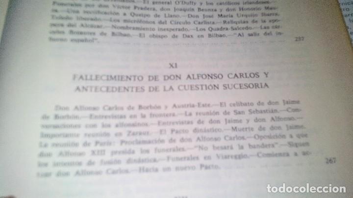 Libros de segunda mano: Conspiración y Guerra Civil - Jaime del Burgo-ALFAGUARA PRIMERA EDICION 1970-VER 28 FOTOS INDICE - Foto 28 - 121457479