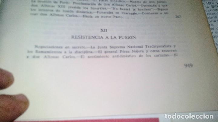 Libros de segunda mano: Conspiración y Guerra Civil - Jaime del Burgo-ALFAGUARA PRIMERA EDICION 1970-VER 28 FOTOS INDICE - Foto 29 - 121457479