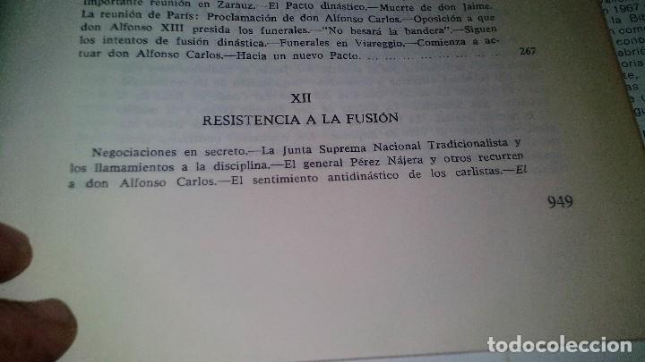 Libros de segunda mano: Conspiración y Guerra Civil - Jaime del Burgo-ALFAGUARA PRIMERA EDICION 1970-VER 28 FOTOS INDICE - Foto 30 - 121457479