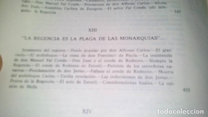 Libros de segunda mano: Conspiración y Guerra Civil - Jaime del Burgo-ALFAGUARA PRIMERA EDICION 1970-VER 28 FOTOS INDICE - Foto 32 - 121457479