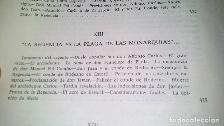 Libros de segunda mano: Conspiración y Guerra Civil - Jaime del Burgo-ALFAGUARA PRIMERA EDICION 1970-VER 28 FOTOS INDICE - Foto 33 - 121457479