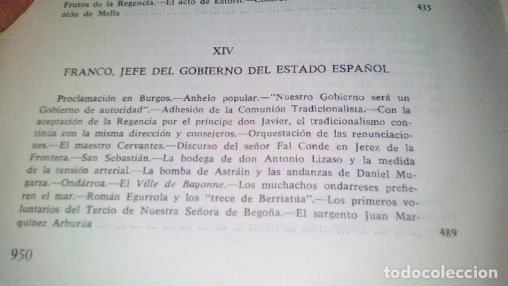 Libros de segunda mano: Conspiración y Guerra Civil - Jaime del Burgo-ALFAGUARA PRIMERA EDICION 1970-VER 28 FOTOS INDICE - Foto 34 - 121457479