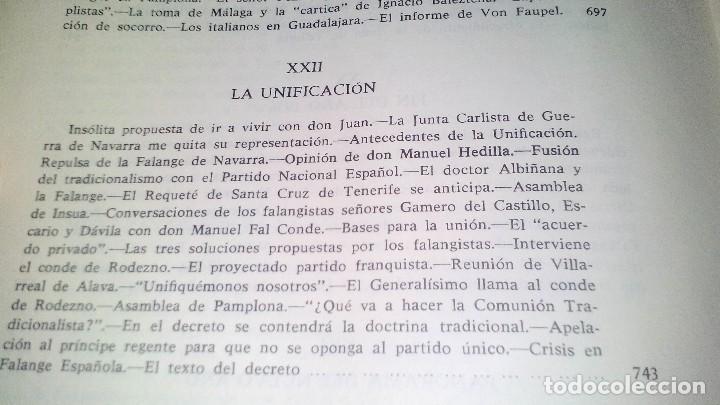 Libros de segunda mano: Conspiración y Guerra Civil - Jaime del Burgo-ALFAGUARA PRIMERA EDICION 1970-VER 28 FOTOS INDICE - Foto 38 - 121457479