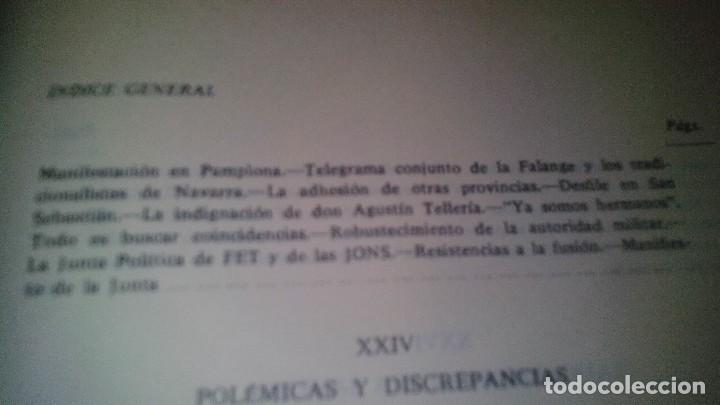 Libros de segunda mano: Conspiración y Guerra Civil - Jaime del Burgo-ALFAGUARA PRIMERA EDICION 1970-VER 28 FOTOS INDICE - Foto 40 - 121457479