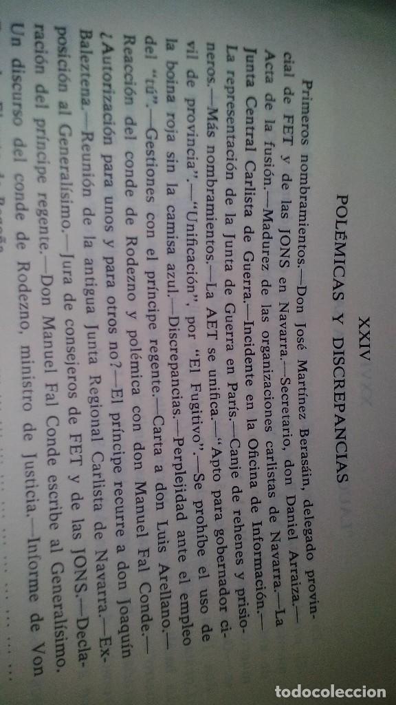 Libros de segunda mano: Conspiración y Guerra Civil - Jaime del Burgo-ALFAGUARA PRIMERA EDICION 1970-VER 28 FOTOS INDICE - Foto 41 - 121457479