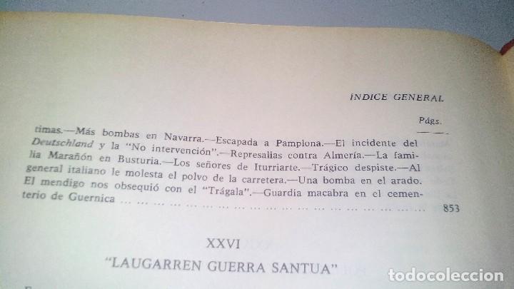 Libros de segunda mano: Conspiración y Guerra Civil - Jaime del Burgo-ALFAGUARA PRIMERA EDICION 1970-VER 28 FOTOS INDICE - Foto 43 - 121457479