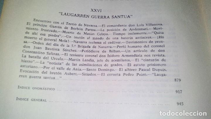 Libros de segunda mano: Conspiración y Guerra Civil - Jaime del Burgo-ALFAGUARA PRIMERA EDICION 1970-VER 28 FOTOS INDICE - Foto 44 - 121457479