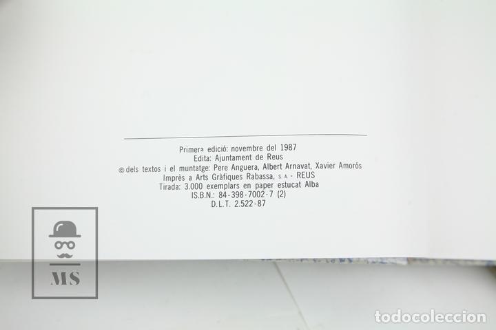 Libros de segunda mano: Dos Tomos Història Gráfica De Reus 1803-1939/1939-1979 Pere Anguera, Albert Arnavat-Reus, 1ª Ed 1986 - Foto 7 - 122574691