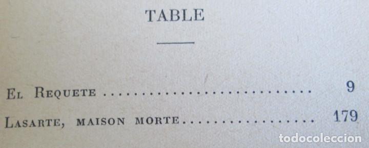 Libros de segunda mano: EL REQUETE (guerra civil Española) -- Por Lucien Maulvault -- París 1937 - Foto 4 - 122929099
