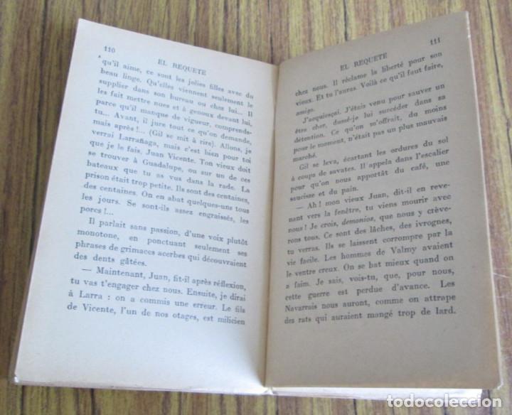 Libros de segunda mano: EL REQUETE (guerra civil Española) -- Por Lucien Maulvault -- París 1937 - Foto 6 - 122929099