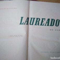 Libros de segunda mano: LAUREADOS DE ESPAÑA. 1936-1939. EDICIONES : FERMINA BONILLA.. Lote 125069043