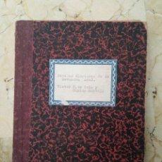 Libros de segunda mano: ESTELAS GLORIOSAS DE LA ESCUADRA AZUL. VICTO M. DE SOLA Y CARLOS MARTELL. 1937. PRÓLOGO DE J.M.PEMAN. Lote 125217879