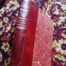 Libros de segunda mano: PREPARACIÓN Y DESARROLLO DEL ALZAMIENTO NACIONAL- FELIPE BERTRAN GÜELL, VALLADOLID, 1939. EN PIEL.. Lote 125420535