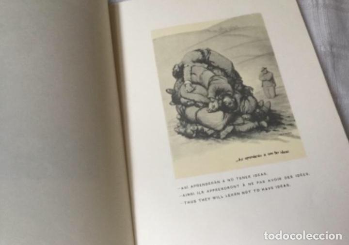 Libros de segunda mano: Galicia Mártir. 10 Estampas de Castelao. Akal Editores 1976 - Foto 5 - 126190751