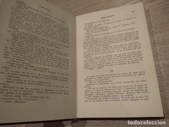 Libros de segunda mano: CHECAS DE MADRID. TOMAS BORRAS. - Foto 2 - 231146250