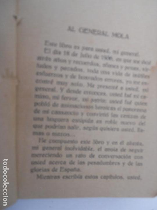 Libros de segunda mano: TIPOS Y SOMBRAS DE LA TRAGEDIA DE JOAQUIN PEREZ MADRIGAL. CATOLICA SIGIRIANO DIAZ 1ª ED. AVILA 1937 - Foto 2 - 126805075