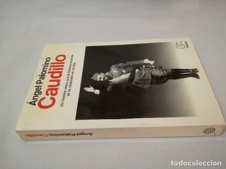 CAUDILLO-ANGEL PALOMINO (Libros de Segunda Mano - Historia - Guerra Civil Española)