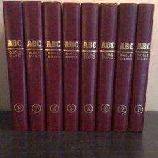 Libros de segunda mano: ABC DOBLE DIARIO DE LA GUERRA CIVIL COMPLETO. Lote 129149783