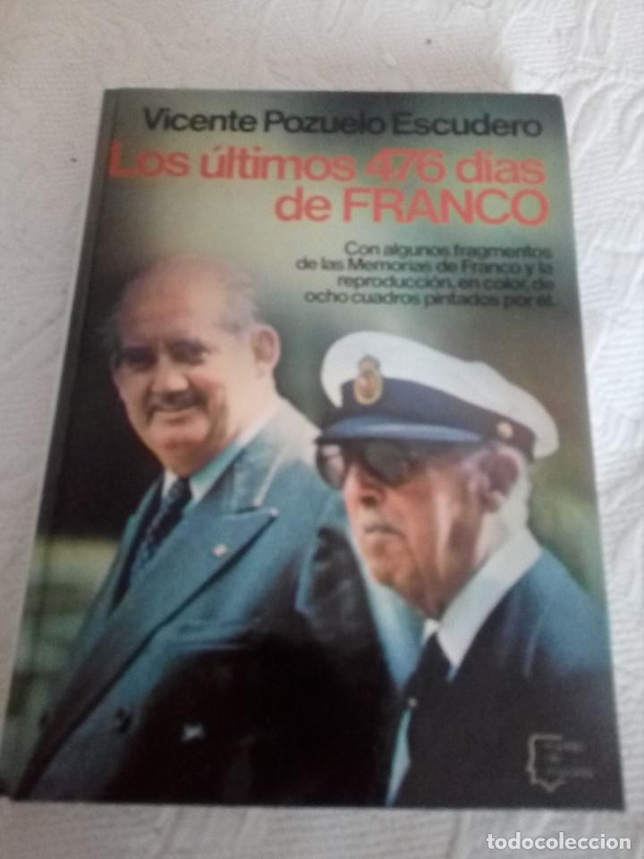 Libros de segunda mano: LOTE DE UN LIBRO Y DOS REVISTAS,SOBRE FRANCISCO FRANCO.ESPAÑOLES. - Foto 4 - 130223585