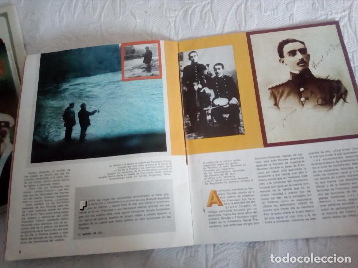 Libros de segunda mano: LOTE DE UN LIBRO Y DOS REVISTAS,SOBRE FRANCISCO FRANCO.ESPAÑOLES. - Foto 7 - 130223585