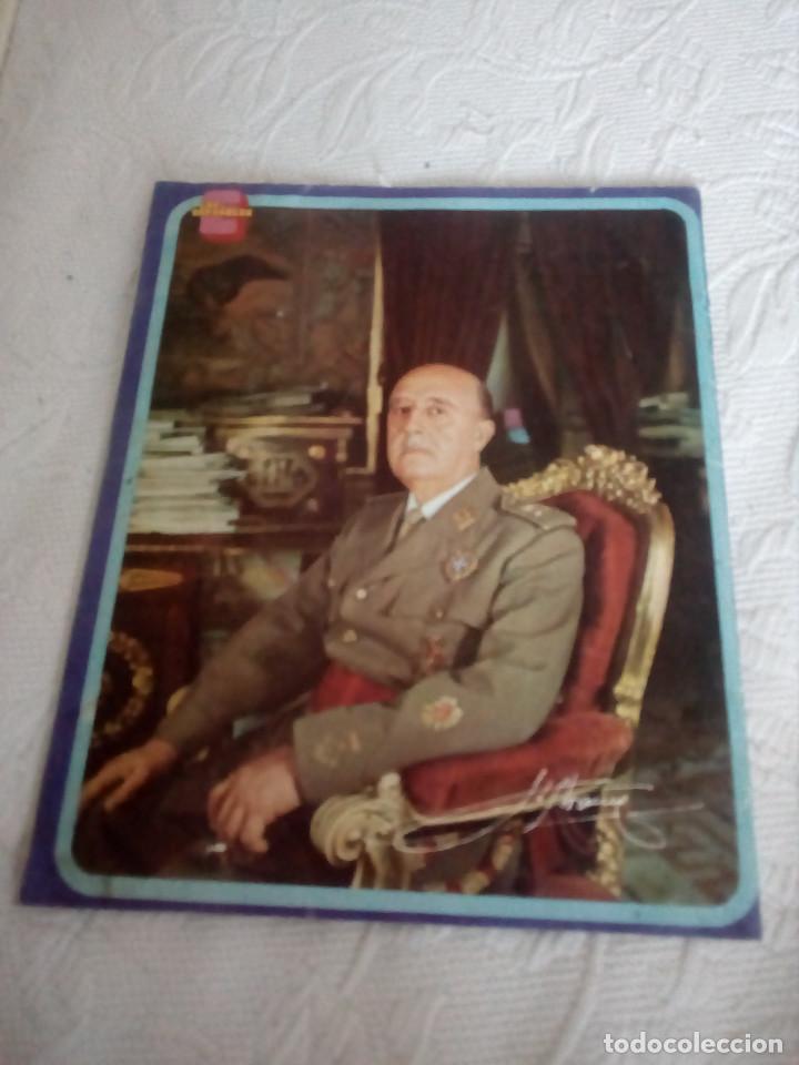Libros de segunda mano: LOTE DE UN LIBRO Y DOS REVISTAS,SOBRE FRANCISCO FRANCO.ESPAÑOLES. - Foto 8 - 130223585